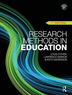 Research Methods in Education (Paperback)