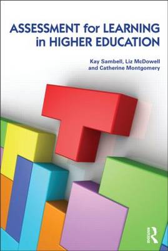Assessment for Learning in Higher Education (Paperback)