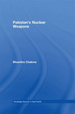 Pakistan's Nuclear Weapons (Paperback)