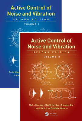 Active Control of Noise and Vibration (Hardback)