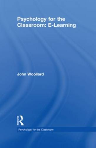 Psychology for the Classroom: E-Learning (Hardback)