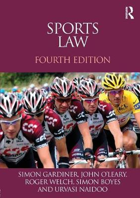 Sports Law (Paperback)