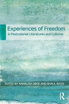 Experiences of Freedom in Postcolonial Literatures and Cultures (Paperback)