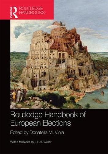 Routledge Handbook of European Elections (Hardback)