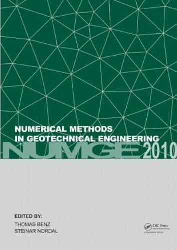 Numerical Methods in Geotechnical Engineering: (NUMGE 2010) (Hardback)