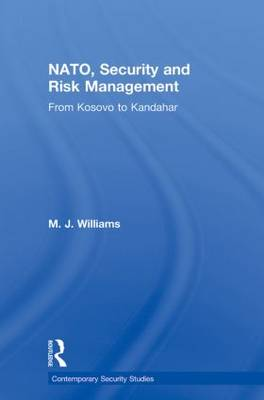 NATO, Security and Risk Management: From Kosovo to Khandahar (Paperback)
