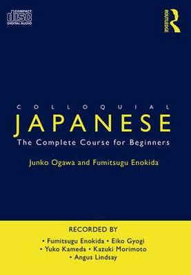 Colloquial Japanese The Complete Course for Beginners