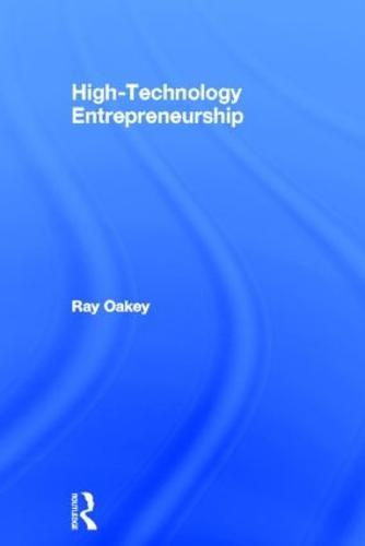 High-Technology Entrepreneurship (Hardback)