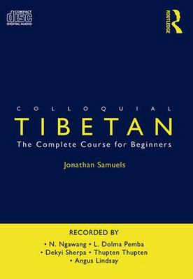 Colloquial Tibetan: The Complete Course for Beginners (CD-Audio)