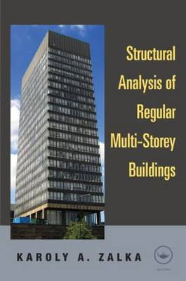 Structural Analysis of Regular Multi-Storey Buildings (Hardback)