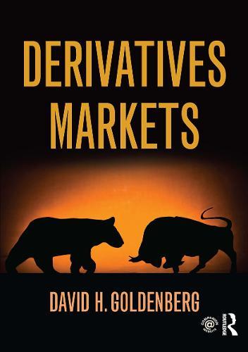 Derivatives Markets (Hardback)