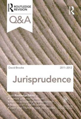 Q&A Jurisprudence 2011-2012 - Questions and Answers (Paperback)