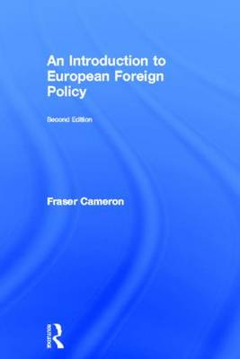 An Introduction to European Foreign Policy (Hardback)