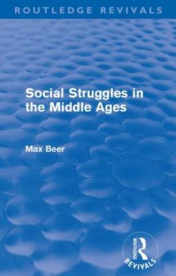 Social Struggles in the Middle Ages (Paperback)