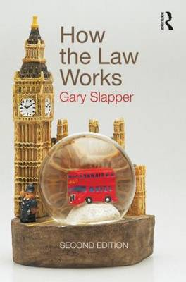 How the Law Works: A Friendly Guide (Paperback)