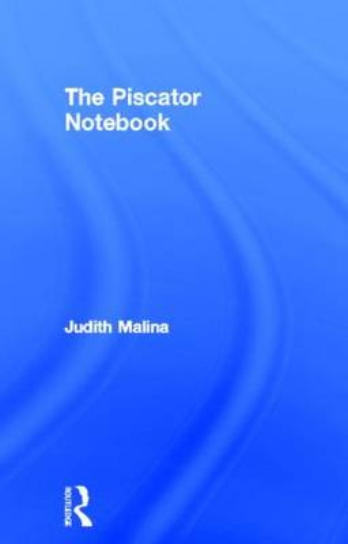 The Piscator Notebook (Hardback)