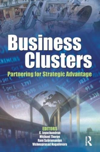 Business Clusters: Partnering for Strategic Advantage (Hardback)