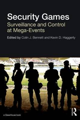 Security Games: Surveillance and Control at Mega-Events (Hardback)