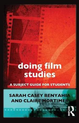 Doing Film Studies - Doing... Series (Paperback)