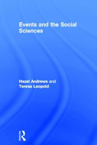 Events and The Social Sciences (Hardback)
