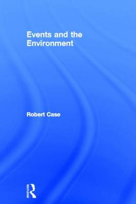 Events and the Environment (Hardback)