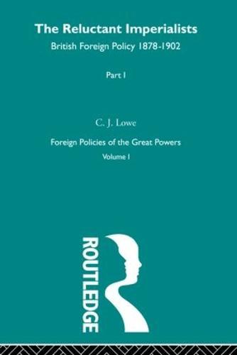 Reluctant Imperialists Pt1 V1 (Paperback)