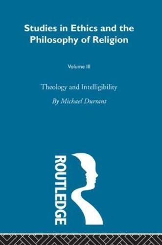 Theology & Intelligibility Vol (Paperback)