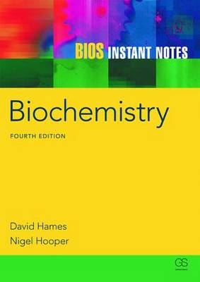BIOS Instant Notes in Biochemistry - Instant Notes (Paperback)