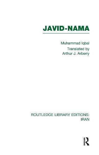 Javid-Nama - Routledge Library Editions: Iran (Hardback)