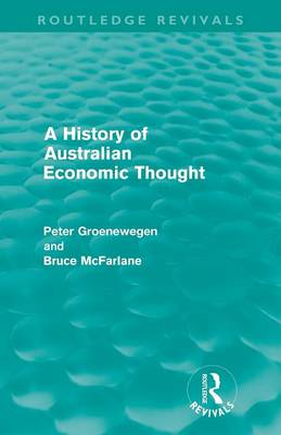 A History of Australian Economic Thought (Paperback)