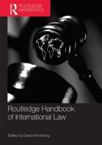 Routledge Handbook of International Law (Paperback)