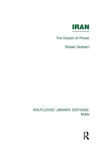 Iran: The Illusion of Power - Routledge Library Editions: Iran (Hardback)