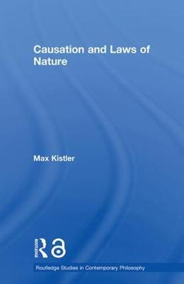 Causation and Laws of Nature (Paperback)