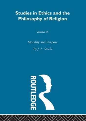 Morality & Purpose Vol 9 (Paperback)