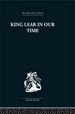 King Lear in our Time (Paperback)
