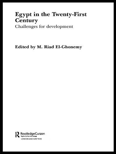 Egypt in the Twenty First Century: Challenges for Development (Paperback)