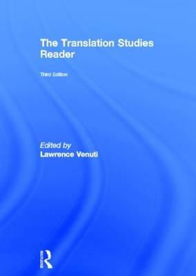 The Translation Studies Reader (Hardback)
