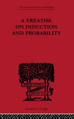 A Treatise on Induction and Probability (Paperback)