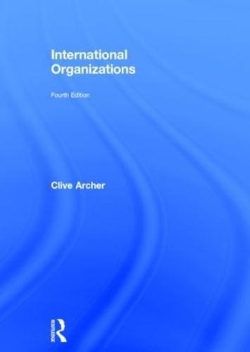 International Organizations (Hardback)