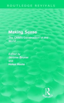 Making Sense: The Child's Construction of the World (Paperback)