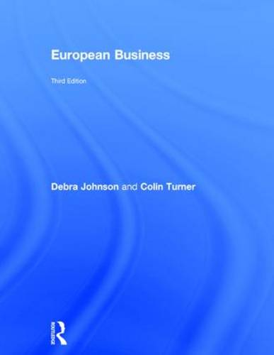 European Business (Hardback)