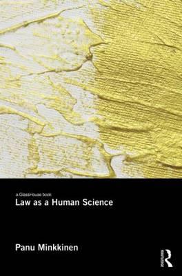 Law as a Human Science (Hardback)