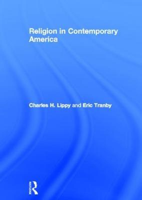 Religion in Contemporary America (Hardback)
