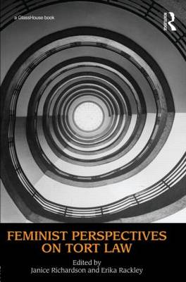 Feminist Perspectives on Tort Law - Feminist Perspectives (Hardback)
