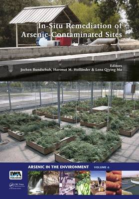 In-Situ Remediation of Arsenic-Contaminated Sites - Arsenic in the environment (Hardback)