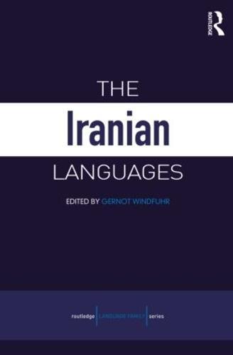 The Iranian Languages (Paperback)