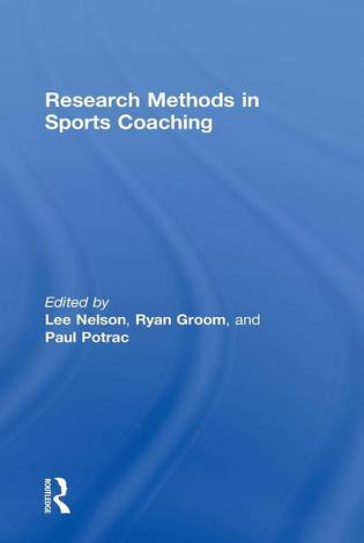 Research Methods in Sports Coaching (Hardback)