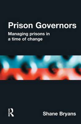 Prison Governors (Paperback)