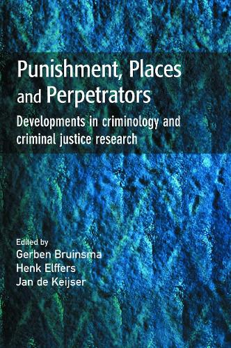Punishment, Places and Perpetrators (Paperback)