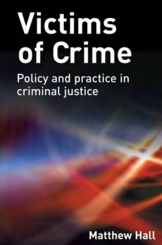 Victims of Crime (Paperback)
